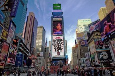 Plakat 7 time square